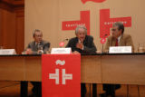 Conferencia de Miquel Siguán en el Instituto Cervantes de Madrid